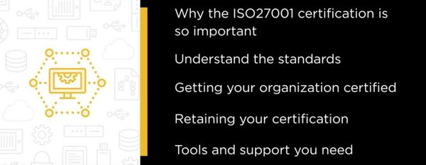 Roadway to ISO27001 Certification